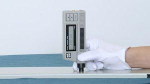 Coat thickness meter