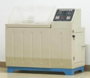 Salt-fog cauterization test machine