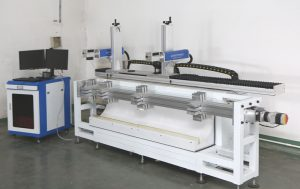 Laser U Marking Machine