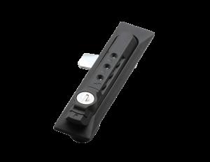 Code Lock with swing handle