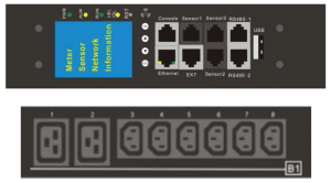 Metered-by-Branch (18 IEC C13 6 IEC C19)